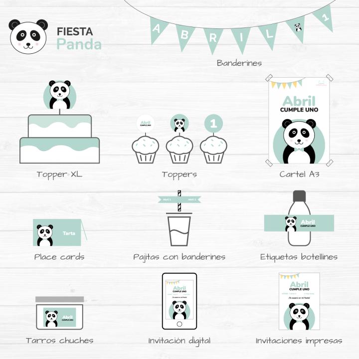 Fiesta Panda digital 1