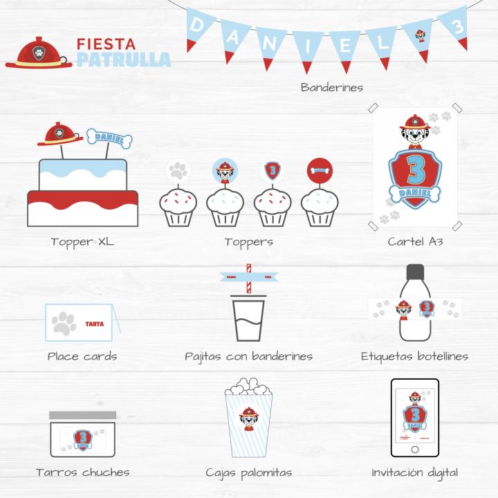 Fiesta Patrulla digital 1