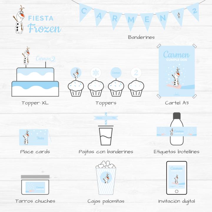 Fiesta Olaf digital 1