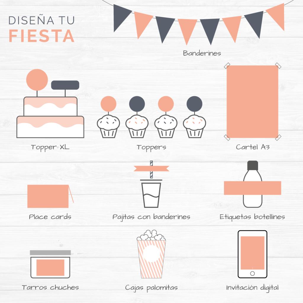 Diseña tu fiesta 16