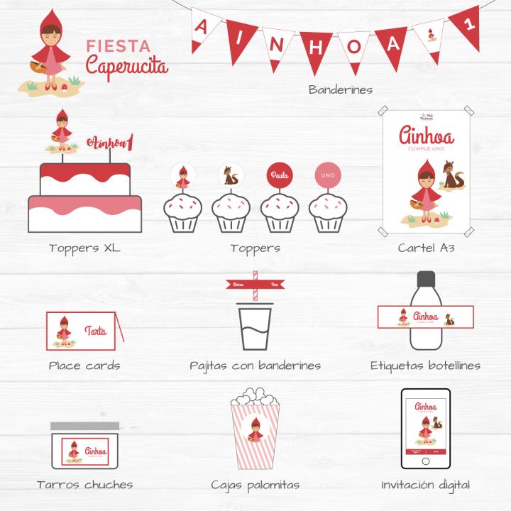 Fiesta Caperucita digital 1