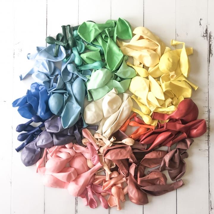 Colección por colores