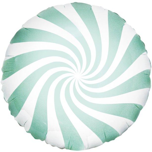 Globo candy verde mint - 46 cm 1
