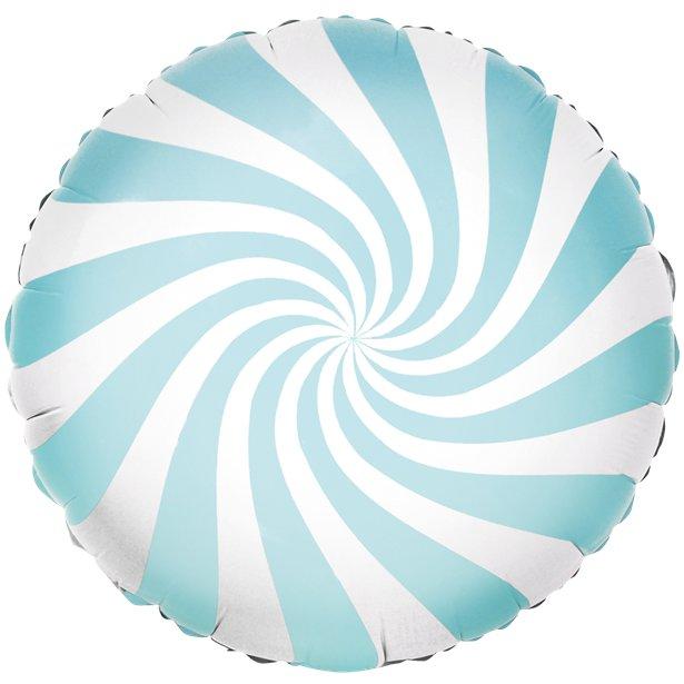 Globo candy azul claro - 46 cm 1