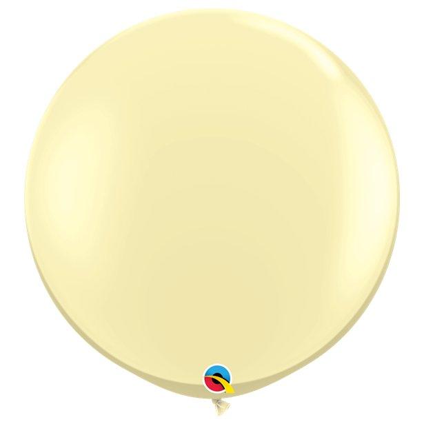Globos Marfil -  91 cm 1