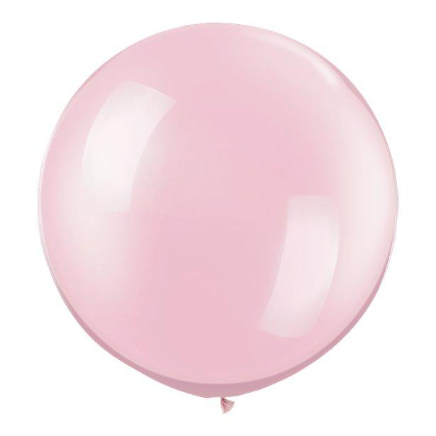 Globos Rosa Perlado -  76 cm 1
