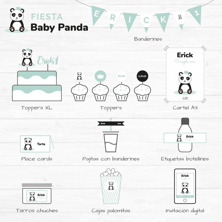Fiesta Baby Panda digital 1