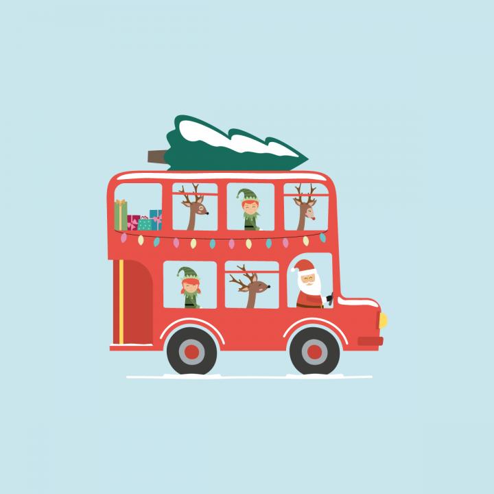 Xmas Bus