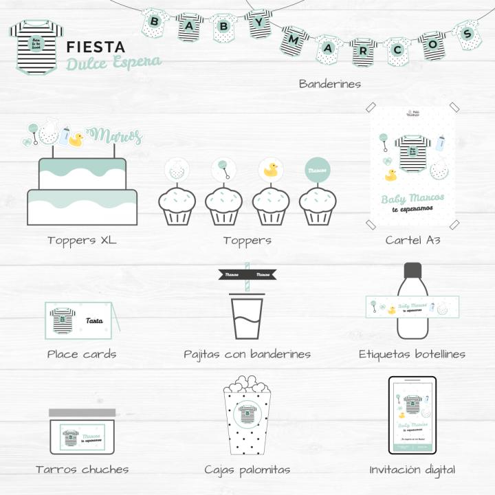 Fiesta Dulce Espera digital 1