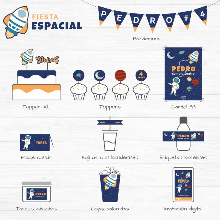 Fiesta Espacial 1
